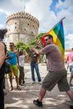 Saloniki-Stolz 2013 - Griechenland Stockbild