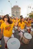 Saloniki-Stolz 2013 - Griechenland Lizenzfreie Stockfotografie