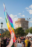 Saloniki-Stolz 2013 - Griechenland Lizenzfreie Stockbilder