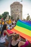 Saloniki-Stolz 2013 - Griechenland Stockfoto