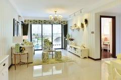 Salonu żywy pokój obraz royalty free