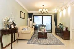 Salonu żywy pokój zdjęcie stock