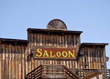 The saloon Stock Photos