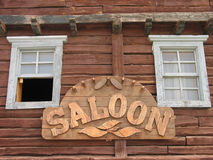 Saloon Royalty Free Stock Images