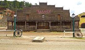 Saloon Royalty Free Stock Photos