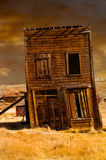 Saloon. Ghost town saloon in Bodie, California Stock Photo