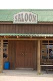 Saloon Stock Photo