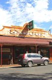 American style Saloon in Alice Springs, Northern Territory, Australia Stock Image