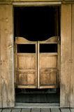 Saloon Doors Royalty Free Stock Image