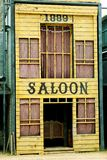 Saloon in Wild West. Style Stock Photo