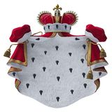 salopa królewska zdjęcie royalty free
