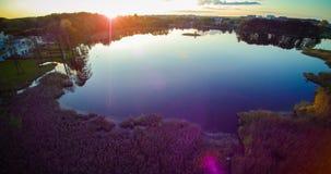 Salote lake, Vilnius Stock Photo