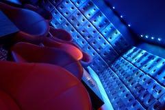 Salotto del locale notturno Fotografie Stock