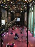 Salotto del National Gallery di Victoria Immagini Stock