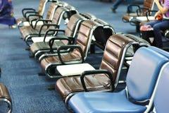 salotto dell'aeroporto Immagine Stock Libera da Diritti