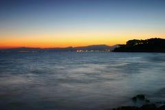 Salou Sunset Royalty Free Stock Image