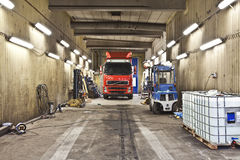 salowa ciężarówka zdjęcia stock