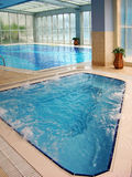 salowego basenu dopłynięcie Zdjęcie Royalty Free