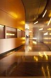 salowy architektura korytarz Zdjęcia Stock