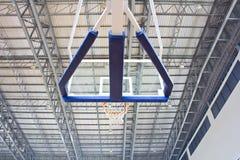 Salowy koszykówka sąd Fotografia Royalty Free