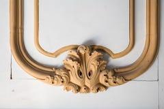 salowy średniowieczny ornament Obrazy Stock