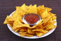 Salsa Lizenzfreies Stockfoto