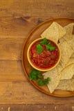 salsa royaltyfria bilder