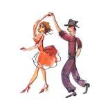 salsa royalty illustrazione gratis