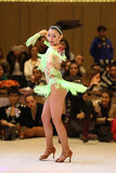 Salsa Dance Championship Stock Photos