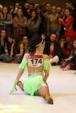 Salsa Dance Championship Stock Photography
