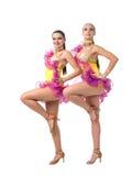 Salsa dancing Stock Photography
