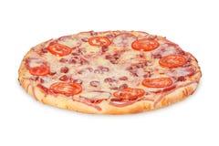 Salsa de la pizza tres Fotografía de archivo libre de regalías