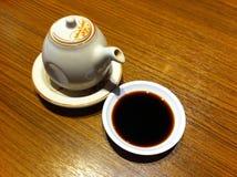 Salsa de soja Imagen de archivo