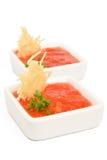 Salsa de tomate Imagen de archivo