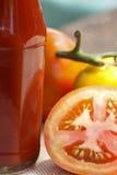 Salsa di pomodori Fotografia Stock