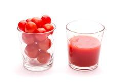 Salsa di pomodori fresca Immagini Stock Libere da Diritti