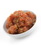 Salsa frais Photo stock