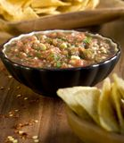 Salsa Stock Photo