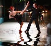 Salsa On Street Stock Photography