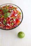Salsa de Habanero Images stock