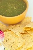 Salsa Verde Stockbild
