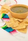 Salsa Verde Lizenzfreie Stockfotos