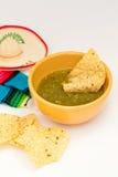 Salsa Verde Stock Image