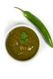 Salsa Verde stock afbeeldingen