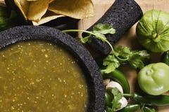 Salsa Verde Photos stock