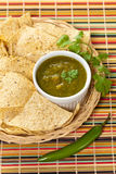 Salsa Verde Royalty Free Stock Photography