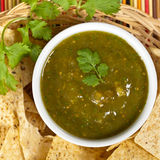 Salsa Verde Royalty Free Stock Image