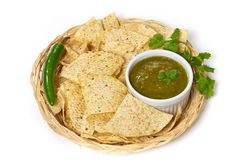 Salsa Verde Stock Images
