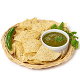 Salsa Verde Royalty Free Stock Image