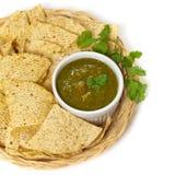 Salsa Verde Stock Photography